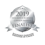 Insurance Industry Employer of Choice Insurance Business Awards 2019