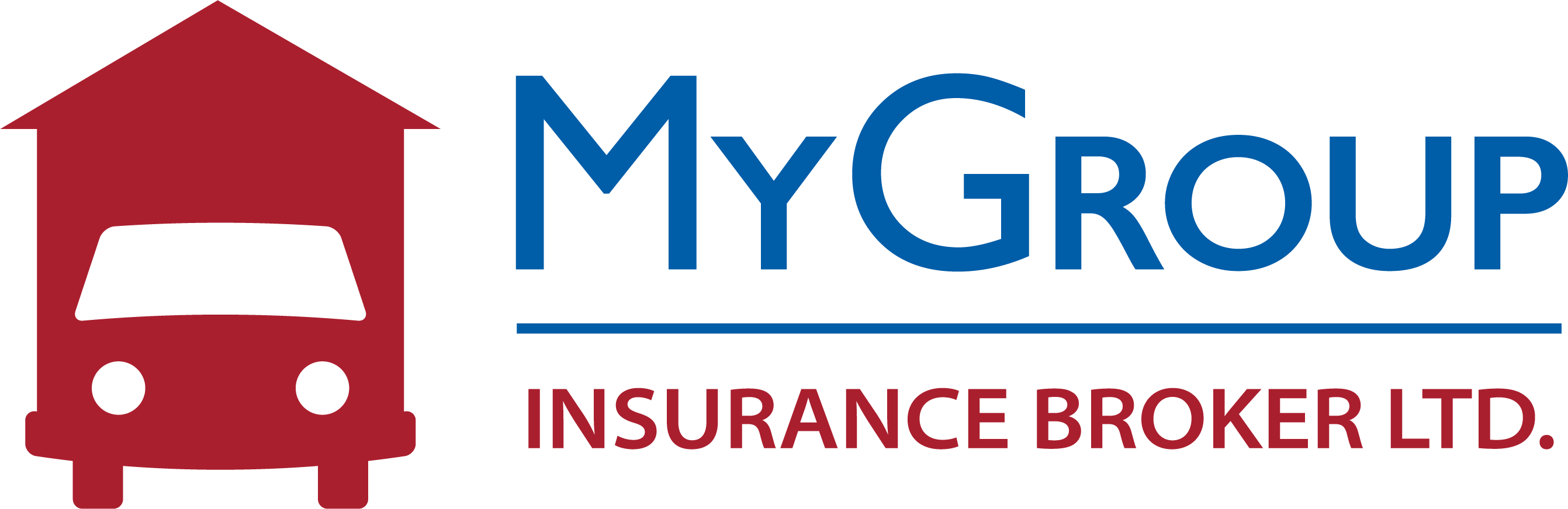 MyGroup Logo -Long